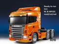 Scania R620 metalic oranje  Full Optionn RTR  1/14